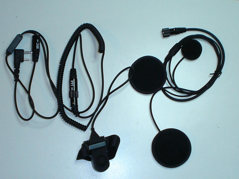 Maas Hs 2000 Pro K Micro Casque Moto Radio Media System