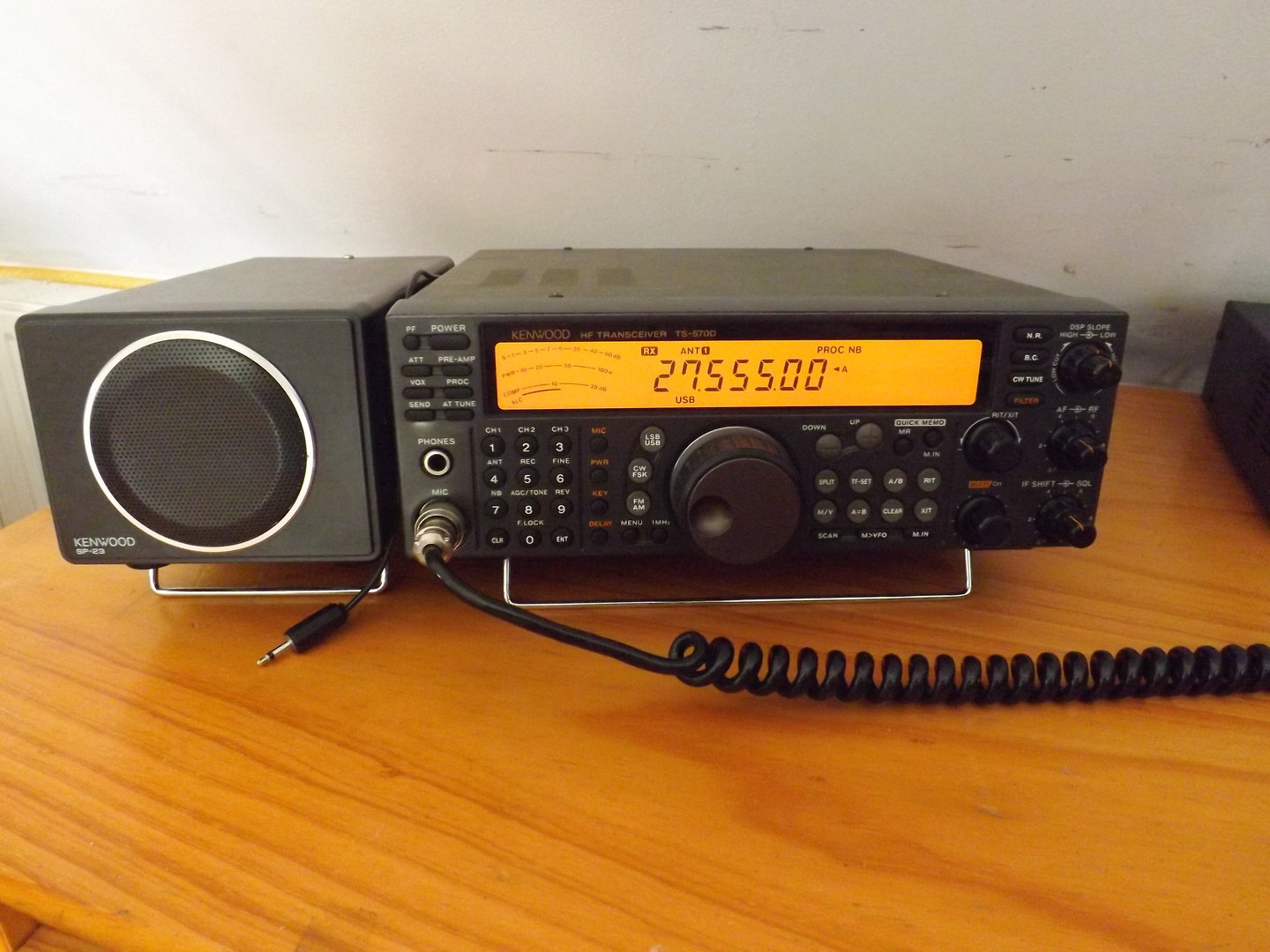 sp 23 The sp-23 external speaker has been designed for use with icom base station transceivers and receivers, but in particular the ic-7400 and the ic-756proii/iii the sp-23 is the successor to the sp-21 and has been upgraded to include built in high and low pass filters to obtain the maximum audio .